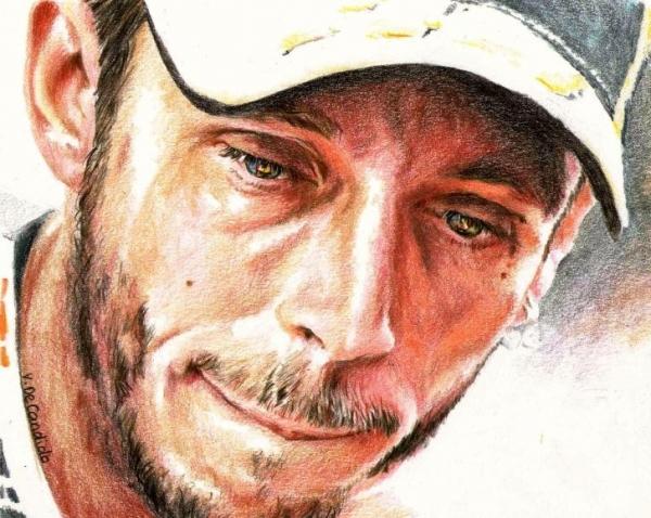 Valentino Rossi par vividec